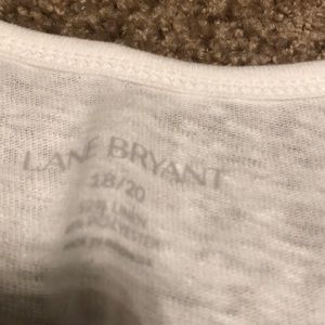 Lane Bryant Tops - NWT Lane Bryant tank top